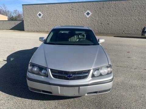 2000 Chevrolet Impala for sale at Pristine Auto in Whitman MA