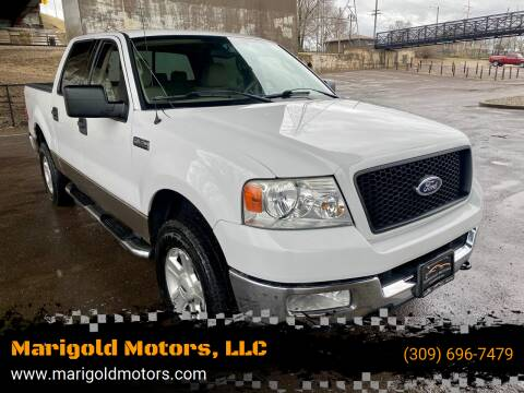 2004 Ford F-150 for sale at Marigold Motors, LLC in Pekin IL