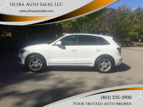 2013 Audi Q5 for sale at Ultra Auto Sales, LLC in Cumberland RI