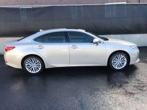 2013 Lexus ES 350 for sale at McManus Motors in Wheat Ridge CO