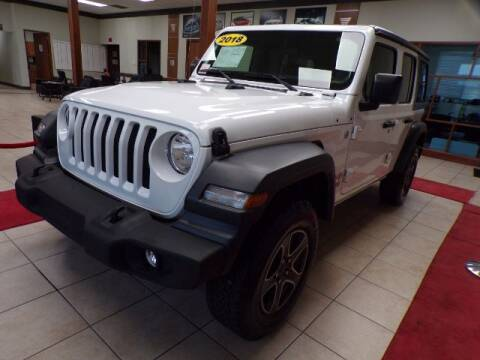 2018 Jeep Wrangler Unlimited for sale at Adams Auto Group Inc. in Charlotte NC
