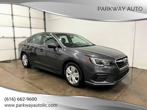 2018 Subaru Legacy for sale at PARKWAY AUTO in Hudsonville MI