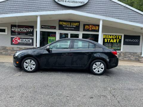 2012 Chevrolet Cruze for sale at Stans Auto Sales in Wayland MI