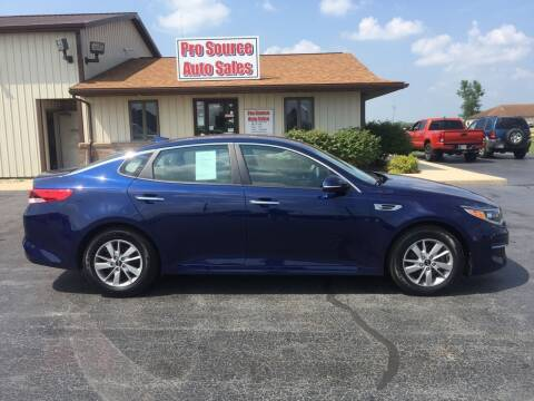 2016 Kia Optima for sale at Pro Source Auto Sales in Otterbein IN
