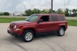 2014 Jeep Patriot for sale at FLORIDA USED CARS INC in Fort Myers FL