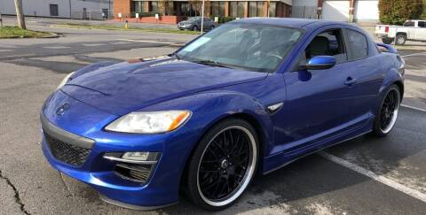 2009 Mazda RX-8 for sale at Diana Rico LLC in Dalton GA