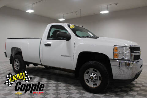 2013 Chevrolet Silverado 2500HD for sale at Copple Chevrolet GMC Inc in Louisville NE