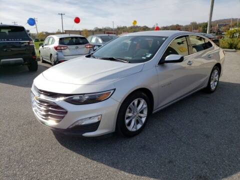 2020 Chevrolet Malibu for sale at Hi-Lo Auto Sales in Frederick MD