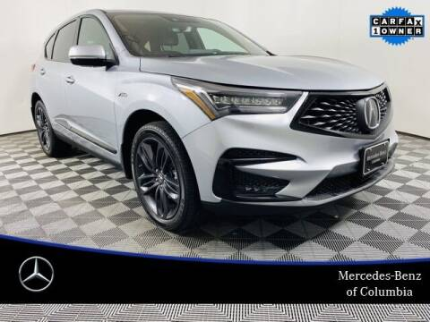 2020 Acura RDX for sale at Preowned of Columbia in Columbia MO