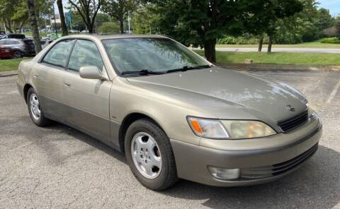 1999 Lexus ES 300 for sale at Cobalt Cars in Atlanta GA