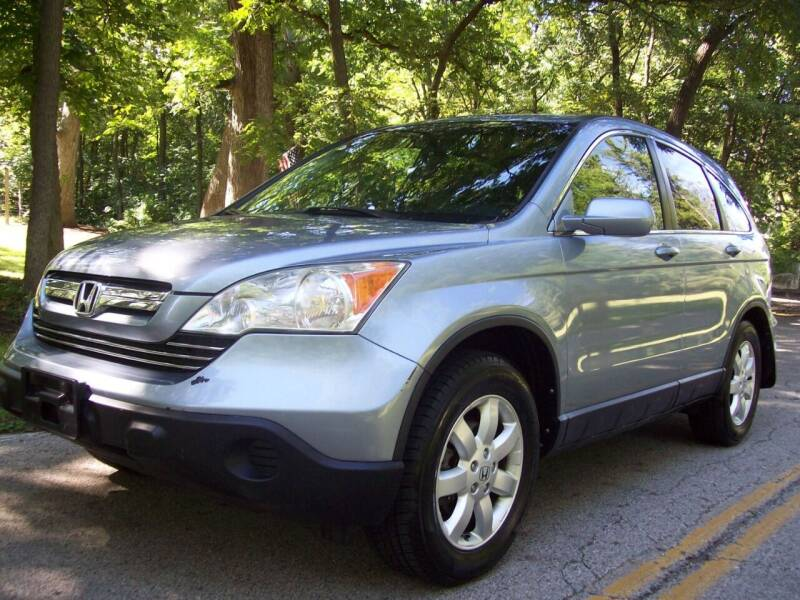 2007 Honda CR-V for sale at Edgewater of Mundelein Inc in Wauconda IL