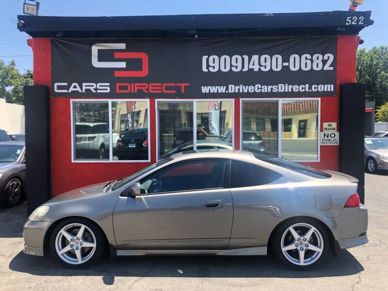 2006 Acura RSX for sale at Cars Direct in Ontario CA