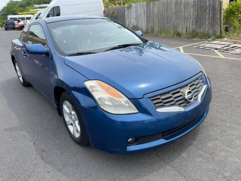 2008 Nissan Altima for sale at Z Motorz Company in Philadelphia PA