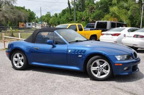 2001 BMW Z3 for sale at Elite Motorcar, LLC in Deland FL