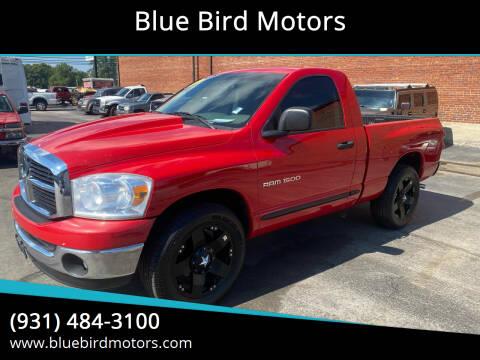 2007 Dodge Ram Pickup 1500 for sale at Blue Bird Motors in Crossville TN