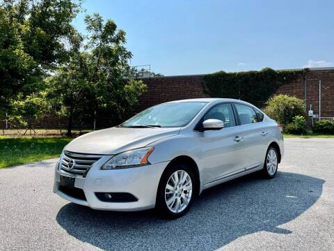 2014 Nissan Sentra for sale at RoadLink Auto Sales in Greensboro NC