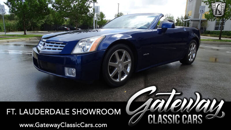 2004 Cadillac XLR for sale in Coral Springs, FL