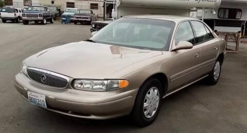 2000 Buick Century for sale at MILLENNIUM MOTORS INC in Monroe WA