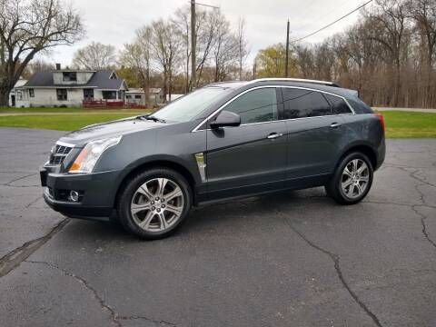 2012 Cadillac SRX for sale at Depue Auto Sales Inc in Paw Paw MI