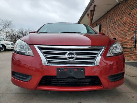 2014 Nissan Sentra for sale at Star Autogroup, LLC in Grand Prairie TX