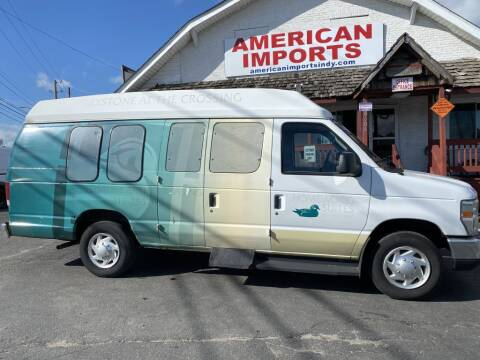 2010 Ford E-Series Cargo for sale at American Imports INC in Indianapolis IN