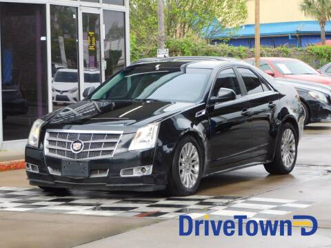 2011 Cadillac CTS for sale at DriveTown in Houston TX
