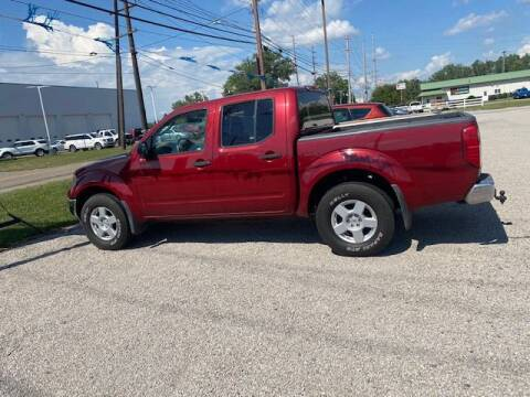 2007 Nissan Frontier for sale at Wallers Auto Sales LLC in Dover OH