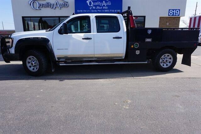2013 GMC Sierra 3500HD for sale in Rapid City, SD