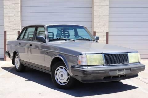 1992 Volvo 240 for sale at MG Motors in Tucson AZ