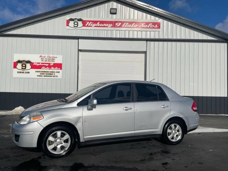 2007 Nissan Versa for sale at Highway 9 Auto Sales - Visit us at usnine.com in Ponca NE