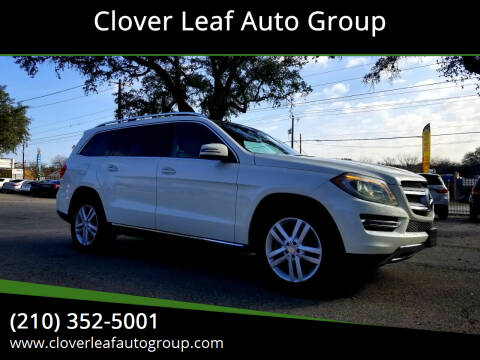 2014 Mercedes-Benz GL-Class for sale at Clover Leaf Auto Group in San Antonio TX