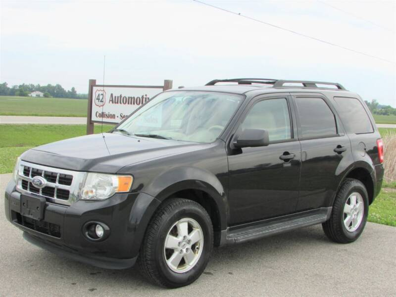2011 Ford Escape for sale at 42 Automotive in Delaware OH