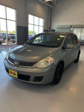 2009 Nissan Versa for sale at Tom Peacock Nissan (i45used.com) in Houston TX
