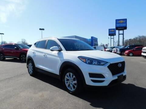 2020 Hyundai Tucson for sale at Radley Cadillac in Fredericksburg VA