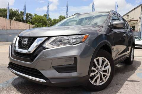 2019 Nissan Rogue for sale at OCEAN AUTO SALES in Miami FL