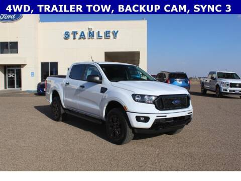 2020 Ford Ranger for sale at STANLEY FORD ANDREWS in Andrews TX