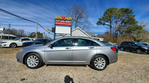 2013 Chrysler 200 for sale at Autoxport in Newport News VA