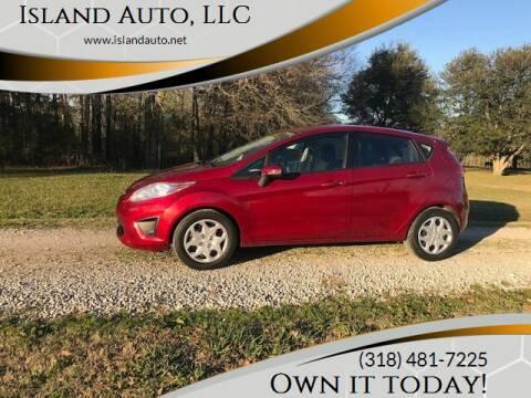 2013 Ford Fiesta for sale at Island Auto, LLC in Marksville LA