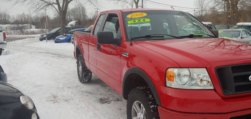 2008 Ford F-150 for sale at Superior Motors in Mount Morris MI