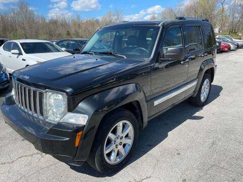 2010 Jeep Liberty for sale at Best Buy Auto Sales in Murphysboro IL