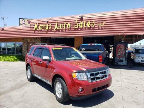 2012 Ford Escape for sale at Marys Auto Sales in Phoenix AZ