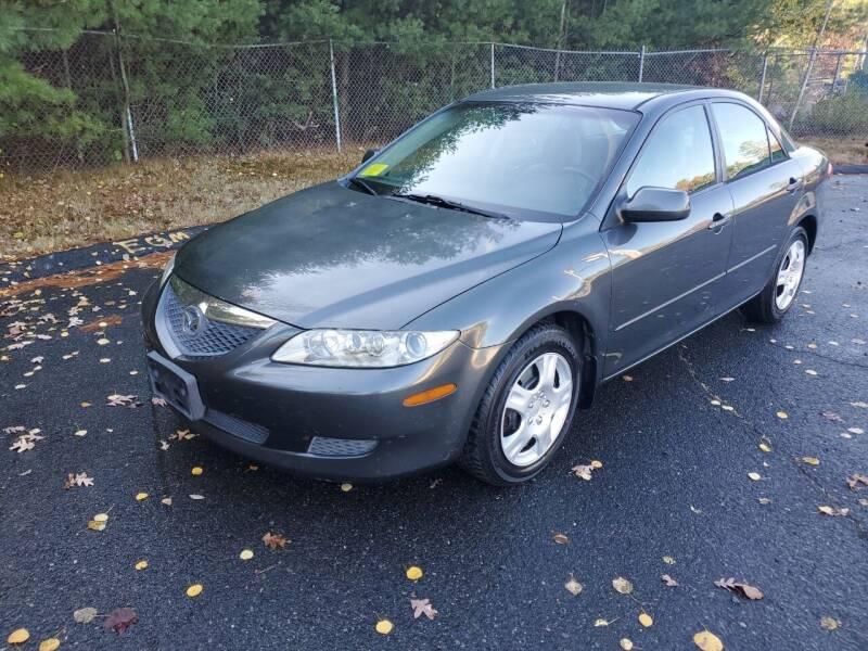 2005 Mazda MAZDA6 for sale at Suburban Auto Technicians LLC in Walpole MA
