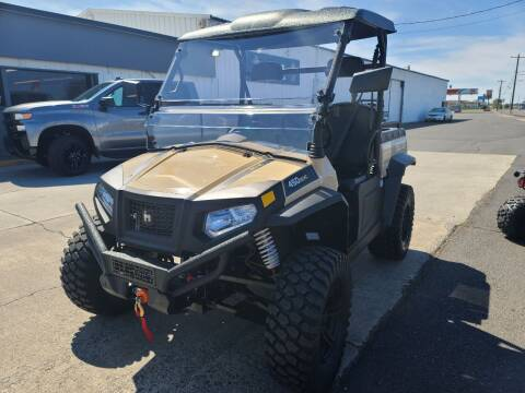 2021 HISUN SECTOR 450 OHC for sale at WolfPack PowerSports in Moses Lake WA