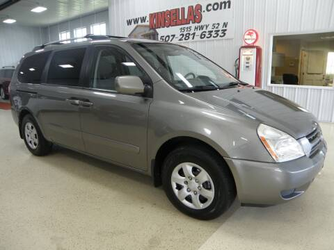 2010 Kia Sedona for sale at Kinsellas Auto Sales in Rochester MN