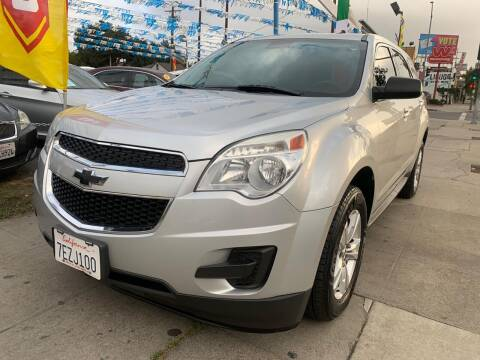 2014 Chevrolet Equinox for sale at Plaza Auto Sales in Los Angeles CA
