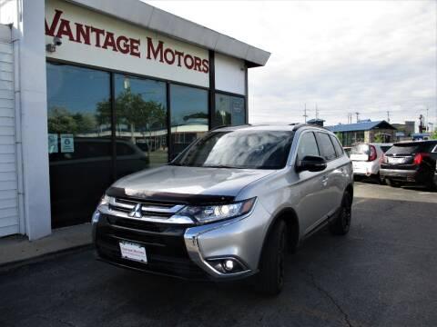 2018 Mitsubishi Outlander for sale at Vantage Motors LLC in Raytown MO