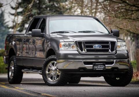 2008 Ford F-150 for sale at MS Motors in Portland OR