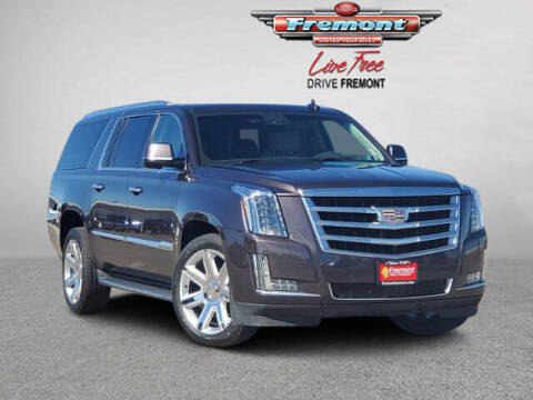 2015 Cadillac Escalade ESV for sale at Rocky Mountain Commercial Trucks in Casper WY