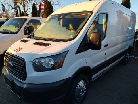 2018 Ford Transit Cargo for sale at P J McCafferty Inc in Langhorne PA