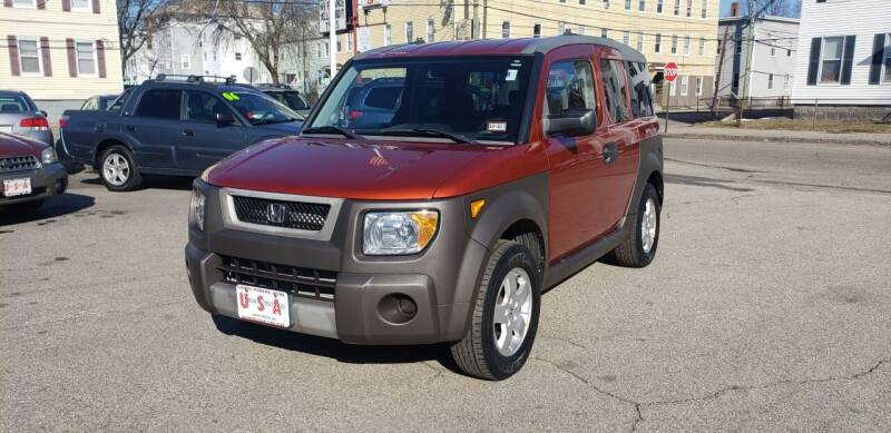 2005 Honda Element for sale at Union Street Auto in Manchester NH
